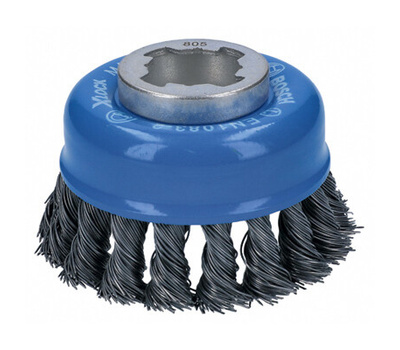 Bosch WBX328 3 Inch Knotted Cup Brush