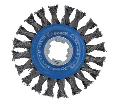 Bosch WBX428 4.5 Inch Full Cable Wheel