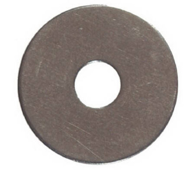 Hillman 830612 Stainless Steel Fender Washers 1/4 Inch By 1-1/4 Inch Outside 100 Pack