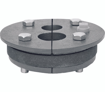Simmons 152 4 By 1 Inch Cast Iron Well Seal