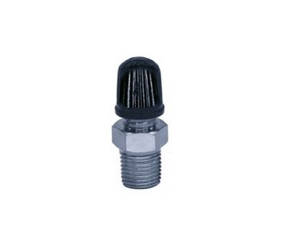 Simmons 1243 Air Valve, 1/8 in Connection, Steel Body