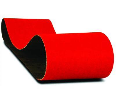 Freud DCB324120S02G Diablo Sanding Belt, 3 in W, 24 in L, 120 Grit, Fine, Zirconium Oxide Abrasive