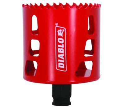 Freud DHS2750 Diablo 2-3/4 By 2-3/8 Inch Bi-Metal Snap Lock Hole Saw