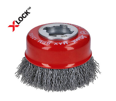 Freud DPB300XCCC01F 3 Foot' Mtl Crimped Brush