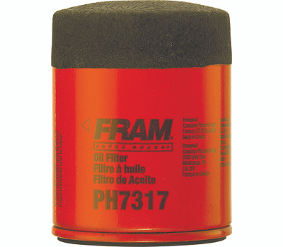 Prestone PH-7317 Extra Guard Ph7317 Full-Flow Lube Oil Filter, 20 X 1.5 Mm Connection, Threaded, Cellulose, Synthetic Glass Filter Media