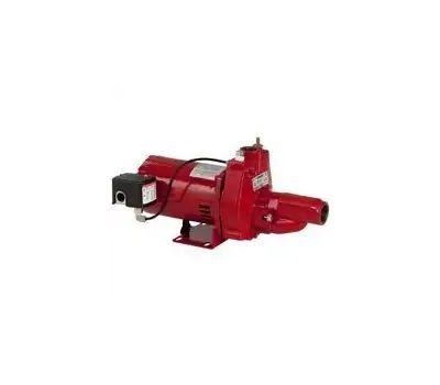 Little Giant 602136/RJC-50 Red Lion 1/2 Hp Convertible Jet Pump