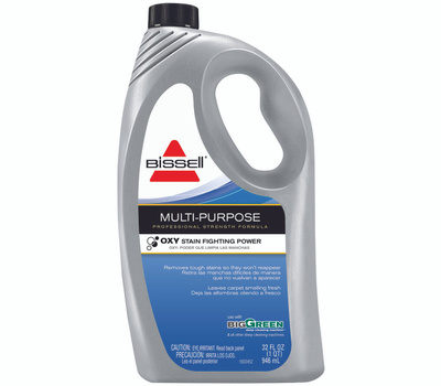 Bissell 85T6 Multi Purpose Carpet Cleaner With Oxy Stain Fighter 32 Ounce