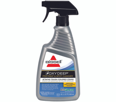Bissell 44B1 Oxy Deep Pro PreTreat & Spot Cleaner 22 Ounce Trigger Spray