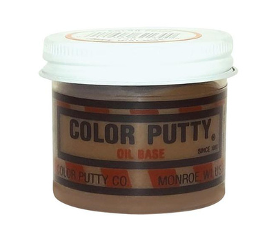Color Putty 130 3.7 Ounce Wood Filler Dark Walnut