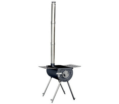 US Stove CCS14 Caribou Backpacker Camp Stove, Stainless Steel