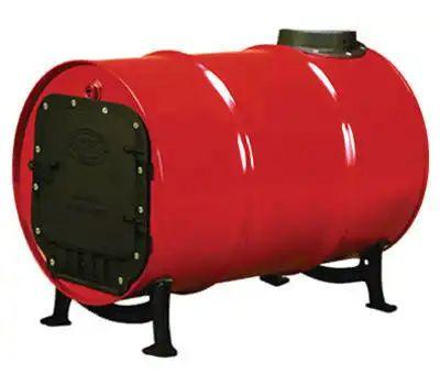 US Stove BSK1000 Ci Barrel Stove Kit