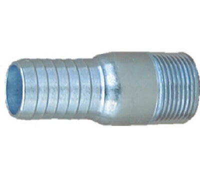 B&K Mueller 370420 2 Inch Galvanized Insert Male Adapter Insert X Mip