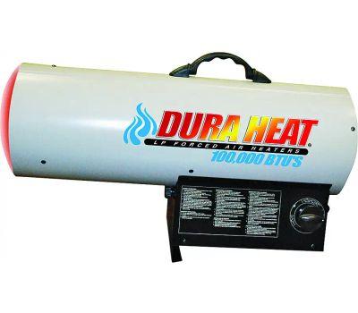 World Marketing GFA125A DuraHeat 125,000 Btu Portable Propane Forced Air Heater