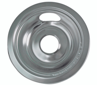 Camco 00403 Ge Hotpoint 6 Inch Chrome Plug In Bowl