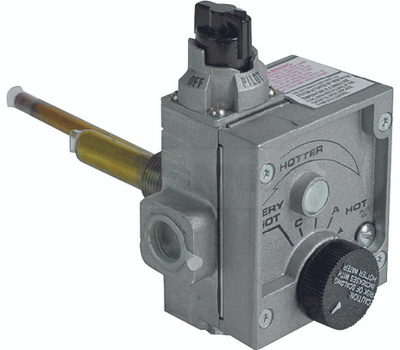 Camco 08401 Natural Gas Valve 42000 Btu