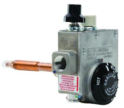 Camco 08421 Water Heater Valve Ng 79000Btu