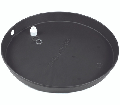 Camco 11260 Drain Pan Plastic 20in