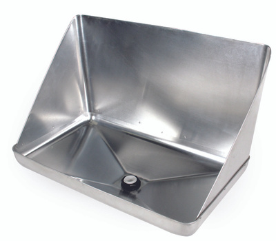 Camco 11430 Water Heater Drain Pan, Recyclable, Aluminum