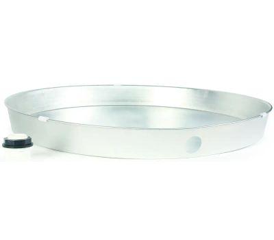 Camco 20810 Drain Pan Aluminum 26In