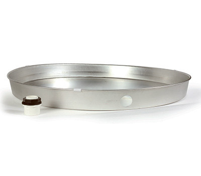 Camco 20850 28 Inch Alu Drain Pan