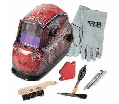 Lincoln Electric KH961 Lw Welding Helmet Kit