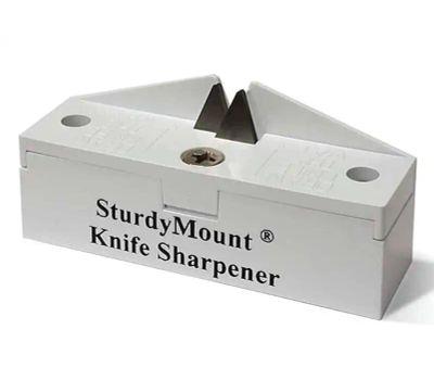 AccuSharp 004C Sturdy Mount Utility Knife And Tool Sharpener