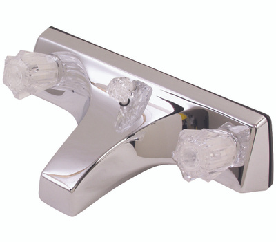 US Hardware P-050B Chrome Tub Shower Faucet