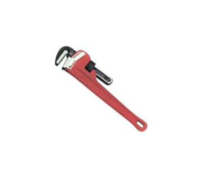 Superior Tool 02824 24 Inch Pipe Wrench Cast Iron Handle