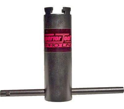 Superior Tool 03890 Pro Line Basket Strainer Wrench, Steel