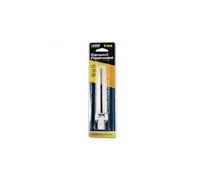 Feit Electric BPPL9 9 Watt Compact Fluorescent Bulbs 2 Pin Soft White G23 Base