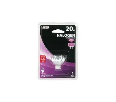 Feit Electric BPFTD 20 Watt Flood Lamps Low Volt Halogen Bulb Mr11