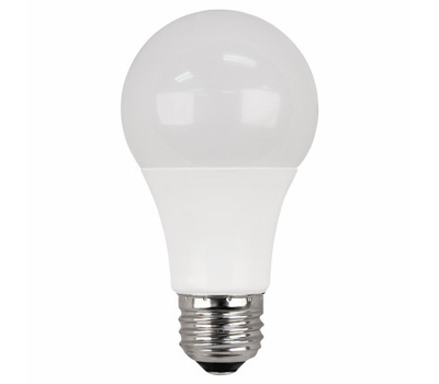 Feit Electric A800/827/10KLED/4 Led Lamp, A19 Lamp, 60 W Equivalent, Medium (E26) Lamp Base, Soft White Light