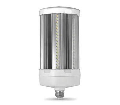 Feit Electric C10000/5K/LEDG2 Led Bulb, High-Lumen, Mercury-Free, Corn Cob Lamp, 500 W Equivalent, No