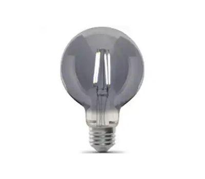Feit Electric G25/SMK/VG/LED Filament Led Bulb, Original Vintage, G25 Lamp, 25 W Equivalent, Medium (E26) Lamp Base