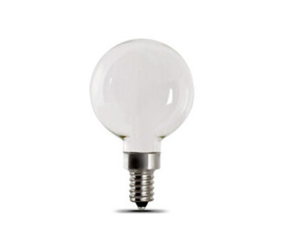 Feit Electric BPG1660W950CAFIL2 Dimmable Led Light Bulb, G16 Lamp, 60 W Equivalent, E12 Lamp Base, Dimmable