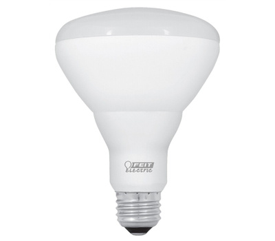Feit Electric BR30DM/927CA/3 Led Bulb, Br30 Lamp, 65 W Equivalent, Medium (E26) Lamp Base, Dimmable