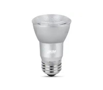 Feit Electric BPPAR16DM/950CA Led Bulb, Par16 Lamp, 45 W Equivalent, Medium (E26) Lamp Base, Dimmable