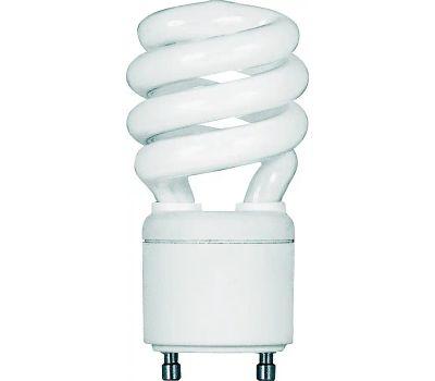 Feit Electric BPESL13T/GU24 Eco Bulb 13 Watt Soft White Compact Fluorescent Bulb With GU24 Twist Lock Base 60 Watt Equivalent