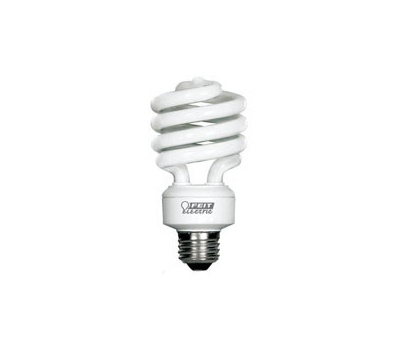 Feit Electric BPESL23TM 23 Watt Eco Bulb Compact Fluorescent Bulb Mini Twist Soft White