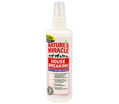 Spectrum P-5765 Nature's Miracle 8 Ounce Hse Breaking Spray