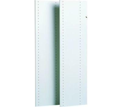 Stow RV1447 Closet Panels Wht Vert 48 Inch 2pk