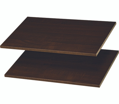 Stow RS1423-T Shelves Truffle 24inx14in Deep