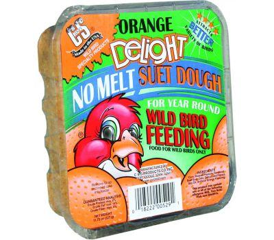 C&S CS12529 Suet Dough Org Delight 11.75 Ounce