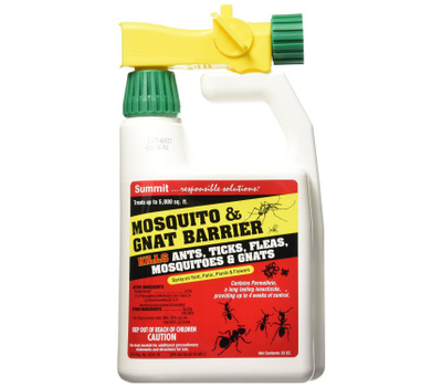 Summit Chemical 010-6 Summit 32 Ounce Hose End Mosquito And Gnat Barrier