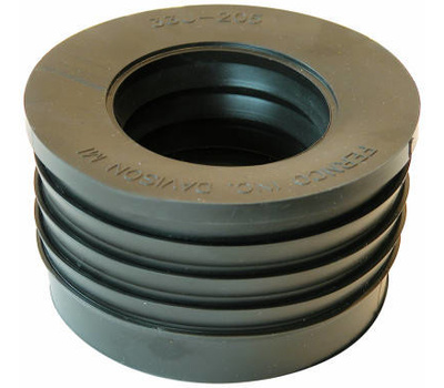 Fernco P33U-205 3 By 2 Inch Compression Reducing Donuts