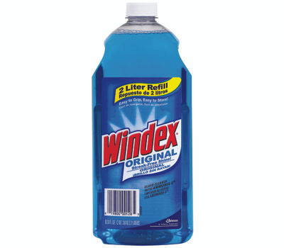 Windex 00128 67.6 Ounce Regular Scent