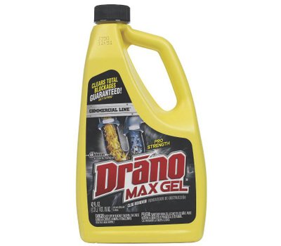 Drano 22118 42 Ounce Drano Max Gel