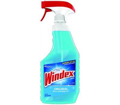 SC Johnson 70195/70343 Windex 26 Ounce With Ammonia D