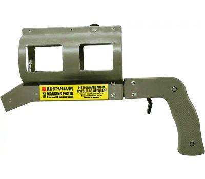 Rust-Oleum 210188 Industrial Choice Hand Held 12 Inch Inverted Marking Pistol