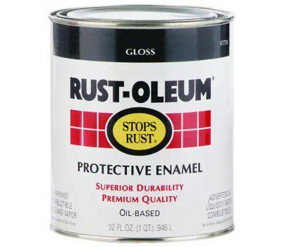 Rust-Oleum 215965 Professional Regal Red High Performance VOC 400 Gallon Alkyd Enamel